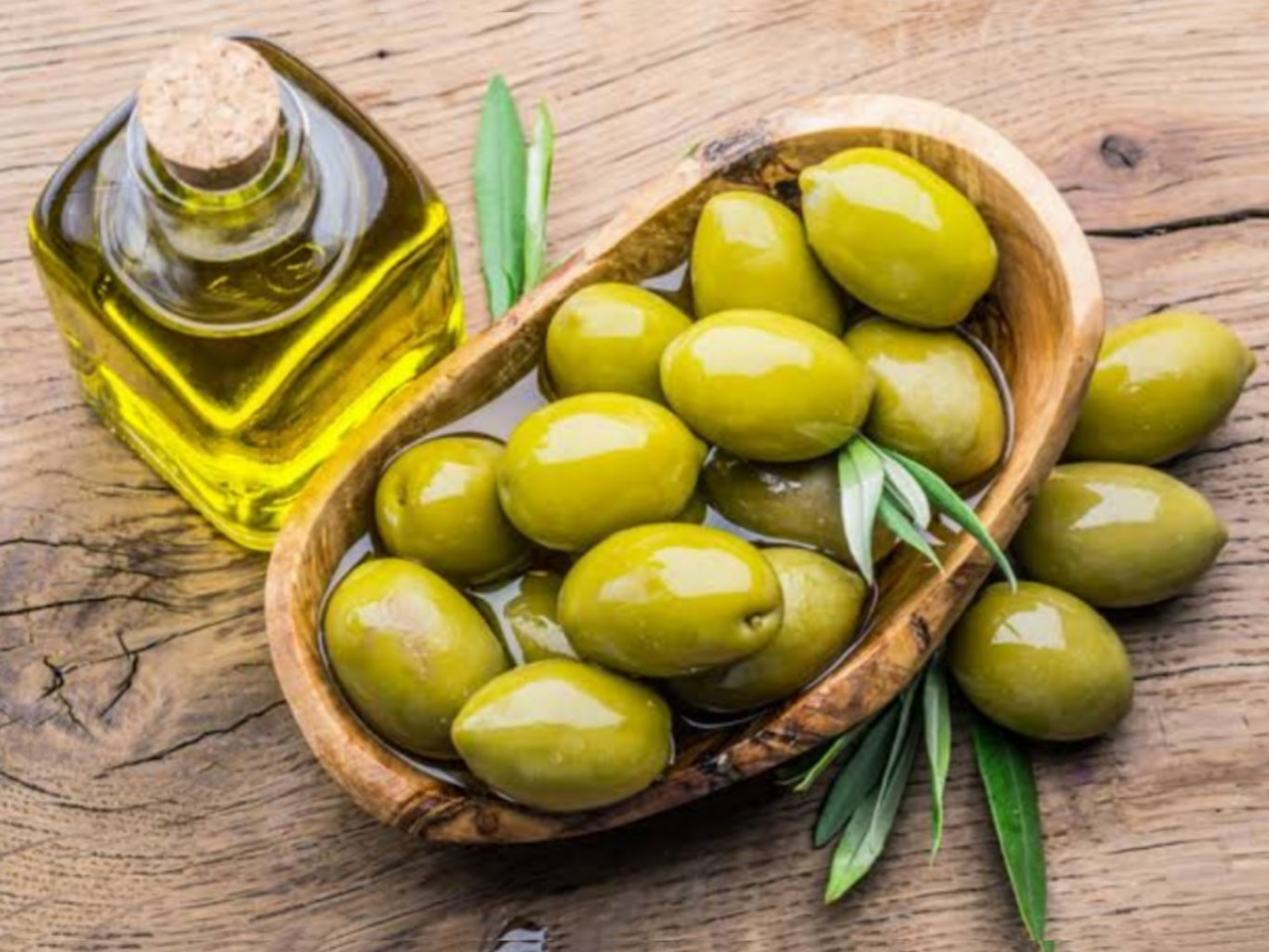 The word Olive is mentioned six times directly in Quran